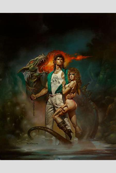 Fantasy Art Prints | Boris Vallejo