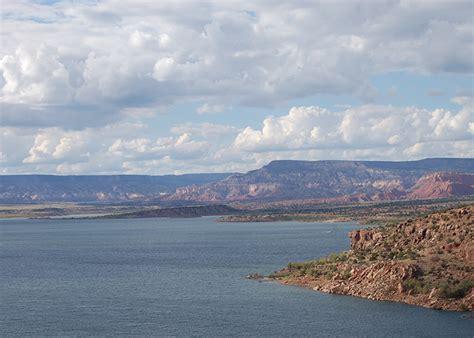 navajo lake state park  mexico