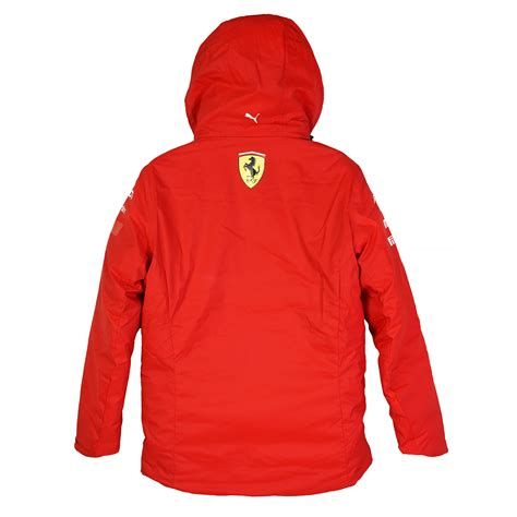 10 bids · ending thursday at 7:37pm gmt1d 6h. 2020 Charles Leclerc Personal Worn Scuderia Ferrari Original Wet Weather Jacket - Racing Hall of ...