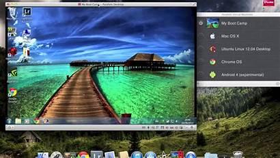 Desktop Macbook Pro Windows Mac Ubuntu Parallels