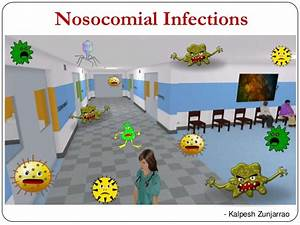Nosocomial infection & control