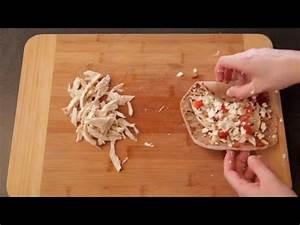 Recette Tacos Mexicain : recette de tacos de poulet pour un repas mexicain youtube ~ Farleysfitness.com Idées de Décoration