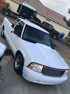 1998 S10 Extended Cab Short Bed For Sale In Bakersfield