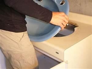 Changer Un Robinet De Lavabo : changer un lavabo ~ Melissatoandfro.com Idées de Décoration