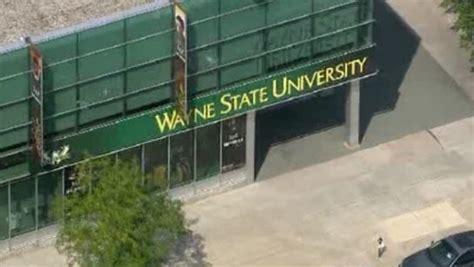 wayne state university detroit campus armed