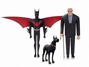 Exclusive New Batman Animated Action Figures