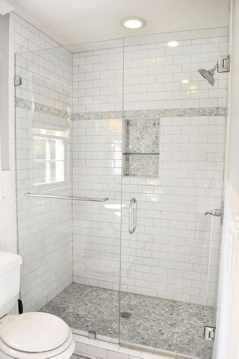 stand  shower remodel tile glass doors  ideas