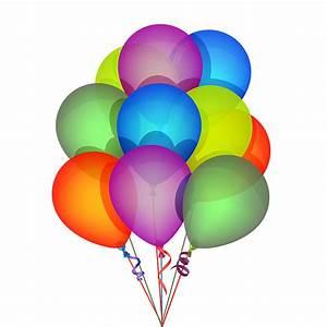 Birthday balloons birthday balloon clipart images ...