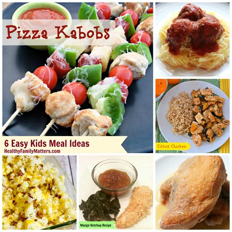 ideas for meals kids meal ideas including kid friendly mango ketchup recipe