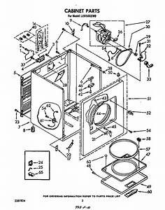 33 Whirlpool Dryer Wiring Diagram