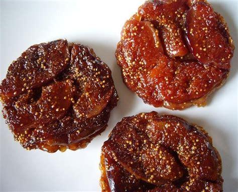 cuisiner figues fraiches les gourmandises de tarte tatin aux figues