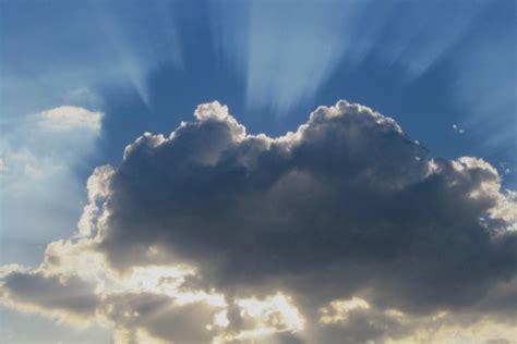 cloud shielding  sun  stock photo public domain