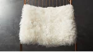 seat covers for dining room chairs sheepskin chair pad cb2