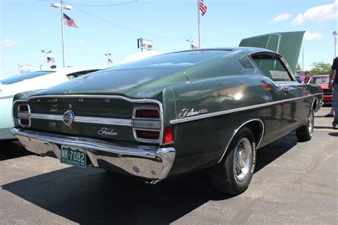 68 Ford Fairlane Fastback by Fairlane 500s Brothers From Different Mothers