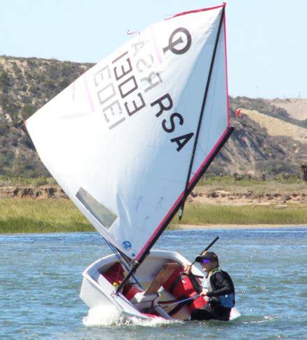 Oliver Dinghy Boat by Oliver Wins Africans Optimist Chionships Nsw