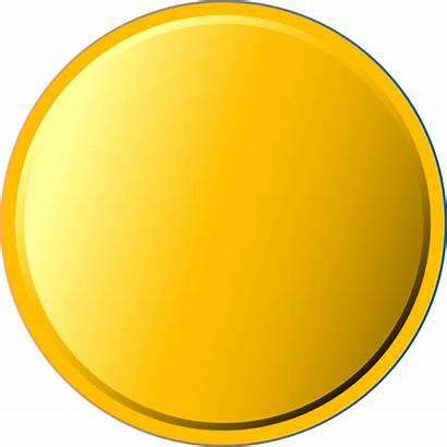 Round Sticker Clipart Clip Seal Transparent Clker