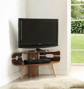 Meuble Tv Original : meuble d 39 angle tv id es d 39 am nagement int rieur ~ Teatrodelosmanantiales.com Idées de Décoration