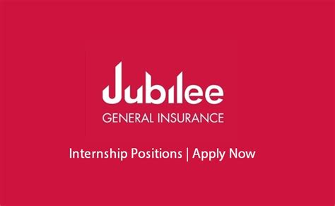 • maintain regular contact with clients. Jubilee Life Insurance Company Limited Internship April 2020