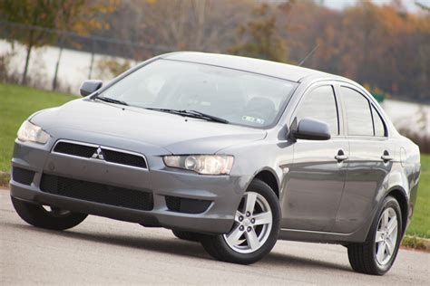 Used Mitsubishi by 2009 Used Mitsubishi Lancer