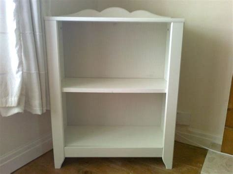 White Bookcase Sale ikea hensvik wooden white bookcase for sale other leeds