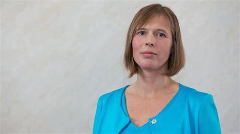 Kersti Kaljulaid wiki, bio, height, affair, family, net worth