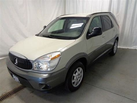 2002 Buick Rendezvous Problems by Purchase Used 2005 Buick Rendezvous Cx Sport Utility 4