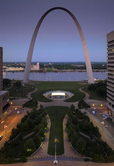 glass facade  roof  entrance  gateway arch visitors