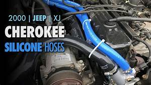 2000 Jeep Cherokee Xj Silicone Hoses