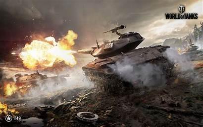 Tanks Desktop Tank T49