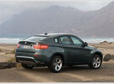 BMW X6 E71 2008, 2009 autoevolution