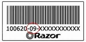Razor Wiring Diagrams - Razorbase  Escootersdirect
