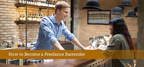 How To Become A Freelance Bartender Careerlancer