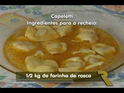 Ricetta Agnolini Mantovani by Sopa De Agnolini Doovi