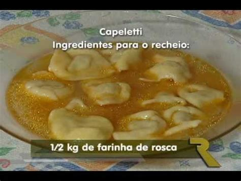Ricetta Agnolini Mantovani Sopa De Agnolini Doovi