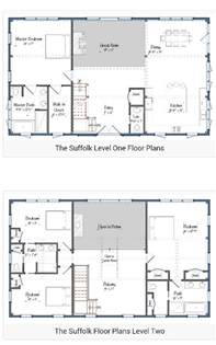 two story open floor plans 30 barndominium floor plans for different purpose