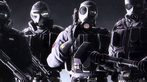 rainbow  siege sas british operators gameplay