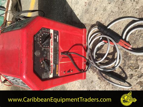 lincoln acdc arc welder caribbean equipment