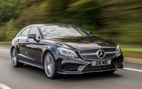 Gambar Mobil Mercedes Cls Class by Mercedes Cls Review
