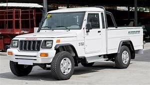 Mahindra Enforcer Single Cab 4x4 Floodbuster 2020