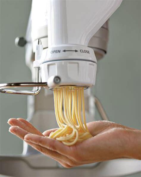 tool crush kitchenaid pasta press attachment kitchn