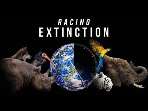 major extinctions   planet racing extinction
