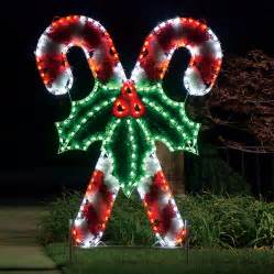 shop lighting specialists 8 3 ft crossed canes outdoor decoration with