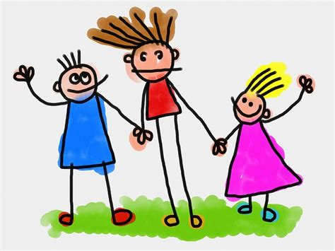 Free Illustration Cartoon, Doodle, Sketch, Kids Free
