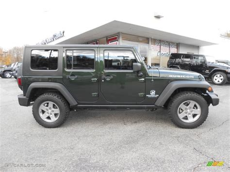 green jeep rubicon unlimited 2010 natural green pearl jeep wrangler unlimited rubicon