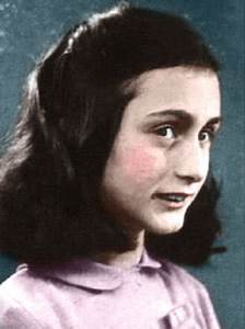 Anne Frank In Color | LikesT0FightGuy | Flickr