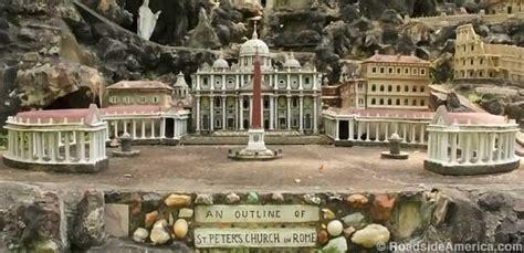 Ave Maria Grotto, Cullman, Alabama
