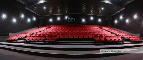 cineworld seating  kirwin simpson