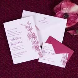 wedding invitations ideas wedding invitation ideas cherry
