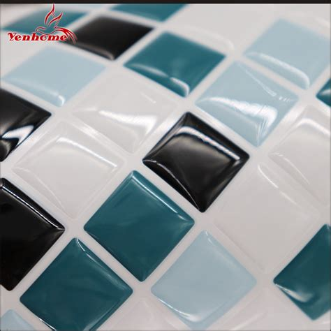 bathroom  adhesive wallpaper waterproof peel  stick