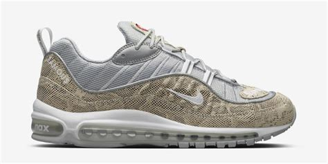 Supreme Nike Air Max 98 Online Release | Sole Collector